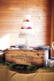 Oklahoma Winter Wedding Inspiration