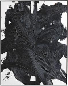 Kazuo Shiraga - 'Tajima', oil on canvas