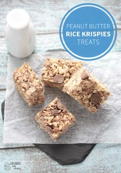 Treats Made With Candy on Pinterest | Rice Krispies Treats ...