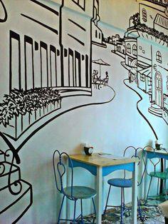 Artsy Cafe, Maginhawa Cafe Me, Food Trip, Favorite Pastime, Manila, Artsy, Culture, Home Decor, Food Travel, Decoration Home