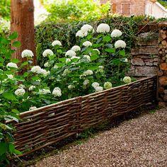 beeteinfassung – Google-Suche Media Images, Google Images, Firewood, Cottage, Fruit, Garden, Plants, Inspiration, Glamour