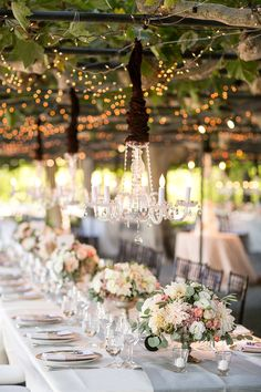Photography: Larissa Cleveland Photography - larissacleveland.com Read More: http://www.stylemepretty.com/2015/05/29/traditionally-elegant-california-garden-wedding/