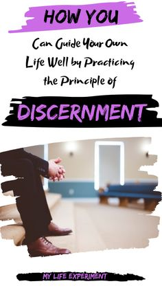 Practicing Discernment for Guiding our Lives Well. Good Habits, Healthy Habits, Success Principles, Personal Wellness, Stress Relief Tips, Motivation Goals, Self Care Routine, Maturity, How To Better Yourself