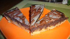 Rebarborový koláč s makom (fotorecept)