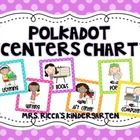 This bright and cheerful pocket chart set will allow you to easily manage your center time each day. The visuals make it easy for students to read ...