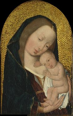 Workshop of Master of the Legend of the Magdalen (fl. between 1480 and 1537 ) Blue pencil.svg Title Virgin and Child Object type painting Date circa Medium oil on panel Madonna Und Kind, Madonna Art, Madonna And Child, Religious Pictures, Religious Icons, Religious Art, Blessed Mother Mary, Divine Mother, Italian Paintings