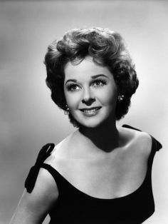 Susan Hayward -  one of our local famous glam gals!