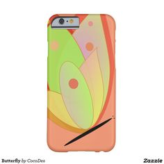 #Butterfly Barely There #iPhone 6 Case #zazzle #spring http://www.zazzle.com/butterfly_barely_there_iphone_6_case-179606450486634303