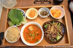 Rice Store 쌀가게 by 홍신애 (Apgujeong, Seoul)  More Korean food porn @ www.facebook.com/mykoreaneats