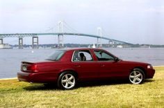 2004 Mercury Marauder of 980 in Dark Toreador Red. And an awesome shot of Narragansett Bay - Pure Speed Motorsports is a proud Rhode Island small business! Mercury Marauder, Narragansett Bay, Mercury Cars, Grand Marquis, Ford Lincoln Mercury, Lead Sled, Toyota Cars, Chevrolet Malibu, The Marauders