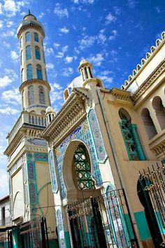 mosquée *Algérie*