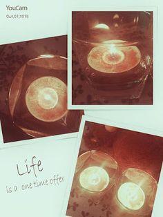 DIY: Värmeljushållare och dekoration ~ Bubbelgummet