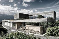 Haus Schweiger in Sistrans, Tyrol by Gogl Architekten