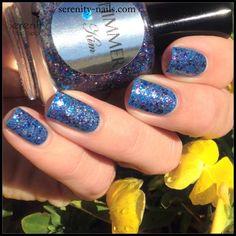 Shimmer Polish Kim Serenity Nail Spa