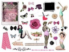 Free collage sheet                                                                                                                                                      More