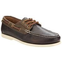 Buy Ralph Lauren Polo Bienne Boat Shoes, Brown/Dark Brown £103.2 from Men's Boat Shoes range at #LaBijouxBoutique.co.uk Marketplace. Fast & Secure Delivery from John Lewis online store. Mens Loafers Shoes, Loafer Shoes, Men's Shoes, Brogues, John Lewis, Sperrys, Boat Shoes, Dark Brown, Polo Ralph Lauren