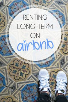 Renting Long Term with Airbnb. Learn how to start your own long term or short term airbnb vacation rental. Slow Travel, Travel Tips, Travel Hacks, Airbnb Rentals, Airbnb Host, Cheap Apartment, Air B And B, Digital Nomad, Finance Tips
