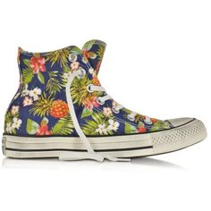 Converse Limited Edition Shoes All Star Hi Canvas Graphics Inked... (320 RON) ❤ liked on Polyvore featuring shoes, sneakers, converse, multicolor, lace up high top sneakers, converse sneakers, hi top canvas sneakers, hi tops and multi colored sneakers