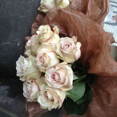 Jane Packer roses