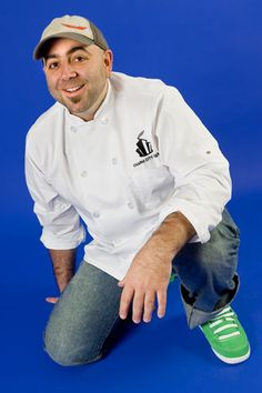 """Chef Duff Goldman from Food Network's """"Ace of Cakes"""" shares his favorite travel spots and what he talks with him on his trips!"""