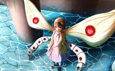 Anime - Tokyo Ghoul  Hinami Fueguchi Wallpaper