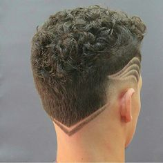 Más Edgy Hair, Faded Hair, Haircuts For Men, Black Boys Haircuts, Latest Haircuts, Trending Haircuts, Hair Tattoos, Mens Modern Hairstyles, Black Men Hairstyles