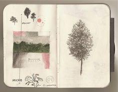 Juan Carlos Osorno Saldarriaga libreta de procesos 2013 #art #journal #sketchbook #moleskine