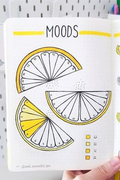 Looking to change up your bullet journal theme and need some inspiration! Check out these yellow spread examples for ideas to get started! journal inspiration ideas 25 Yellow Bullet Journal Spread Ideas You Have To See - Crazy Laura Bullet Journal School, Bullet Journal Mood Tracker Ideas, Bullet Journal Writing, Bullet Journal Headers, Bullet Journal Banner, Bullet Journal Aesthetic, Bullet Journal Ideas Pages, Bullet Journal Spread, Bullet Journal Layout