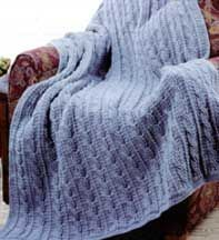 Crochet Cable Afghan - free crochet pattern at Purple Kitty Crochet Afghans, Crochet Throw Pattern, Crochet Cable, Manta Crochet, Baby Blanket Crochet, Crochet Yarn, Crochet Stitches, Crochet Hooks, Free Crochet