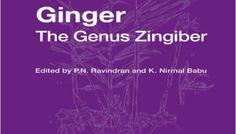 Buku: Ginger The Genus of Zingiber