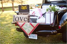 Tips for registering for your wedding gifts!
