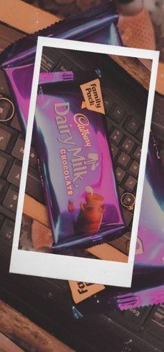 Milka Chocolate, Dairy Milk Chocolate, Chocolate World, I Love Chocolate, Chocolate Lovers, Silk Oreo, Chocolate Cupcakes Decoration, Dairy Milk Silk, Funny Instagram Captions