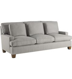 loose back sofa barbara barry - Google Search