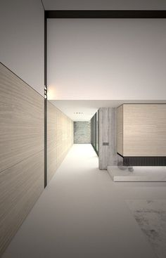 AD office interieurarchitect Arçen Dockx — L 1113 Office Interior Design, Interior Exterior, Exterior Design, Interior Architecture, Corporate Interiors, Office Interiors, Design Apartment, Lobby Design, Design Moderne