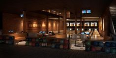 boutique bowling alley - Google Search