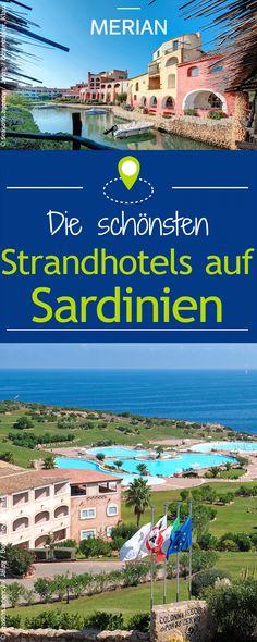 Den Strand direkt vor der Tür: Wir zeigen euch die schönsten Strandhotels auf Sardinien!