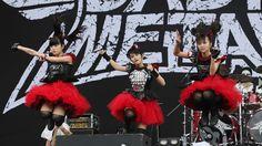 Babymetal shreds heavy-metal's seriousness at the Fonda