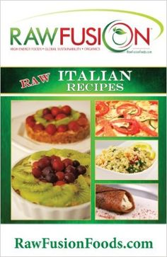 Raw riffic foods raw food basics kindle edition by deborah marsh raw italian recipes raw fusion raw fusion foods amazon fusion foodrecipe booksvegan forumfinder Image collections