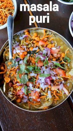 Puri Recipes, Pakora Recipes, Paratha Recipes, Chaat Recipe, Biryani Recipe, Veg Recipes, Spicy Recipes, Cooking Recipes, Masala Recipe