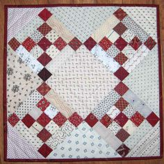 red and white quilts | ... bigger red and white quilt this year. It's on the list - For sure