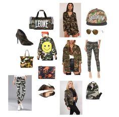 Este estilo está marcando fuertemente tendencia, no simplemente en los grandes desfiles de moda a nivel mundial sino también adaptando con mayor impacto al Street Style. Camouflage tuvo su comienzo… Polyvore, Image, Fashion, Fashion Show, Military Fashion, Wraps, Trends, Women, Moda