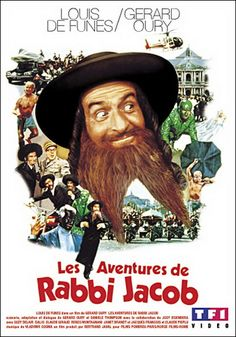 Louis de Funes: we used to go on holiday to the same campsite in the South of France: they had an open-air cinema every night, all French movies! Saw a lot of the Louis de Funès comedies there. Dad loved his films, except the Gendarme-series, and had them all on video. Mum hated it when he brought them out to watch AGAIN!