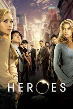 I'm still angry that this show got canceled. I mean, how much better can you get than Milo Ventimiglia with super powers? Also, the sexiest super villain of all time (Zachary Quinto) Heroes Tv Series, Series Movies, Watch Movies, Tv Series To Watch, Zachary Quinto, Best Tv Shows, Favorite Tv Shows, Movies Showing, Movies And Tv Shows