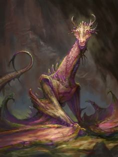 dragon by ~AndrewRyanArt on deviantART