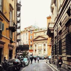 Exploring the street of Rome. #LiveTravelChannel Photo by: @isamuko by travelchannel