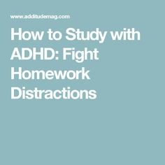 How to Study with ADHD: Fight Homework Distractions Kids Behavior, Child Behaviour, Adhd Odd, Defiant Disorder, Study Skills, Study Tips, Adhd Help, Adhd Diet, Adult Adhd