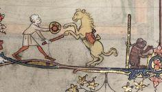 Oxford, Bodleian Library, MS Bodley 264 (14th c).