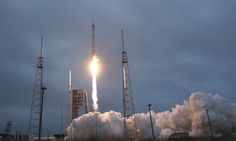 New NASA Ultra-HD Footage is the Next-Best Way to Watch a Rocket Launch