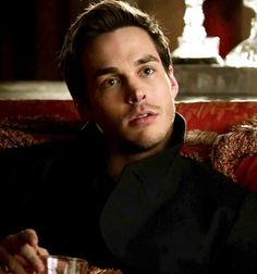 Chris Wood aka Kai dans TVD.
