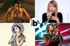 Pop Shop Podcast: Taylor Swift's 'Shake It Off,' Nicki Minaj's 'Anaconda,' Wiz Khalifa, Ariana Grande | Billboard